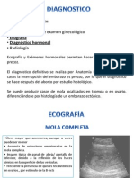 ENFERMEDAD TROFOBLASTICA dx