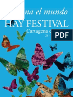 HayFestivalCartagena2013 Programa