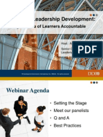 Supporting Leadership Development