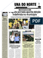 Edição 221 do Jornal Tribuna do Norte de Salinas