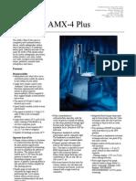 Amx4 plus