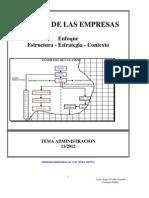 Riesgo de Las Empresas. Jorge Osvaldo Zamudio