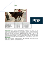 Central Institute Research Goat | Goat | Heritability