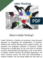 Visible Thinking Presentation