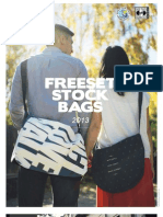 Liminal Apparel- Freeset retail bags 2013