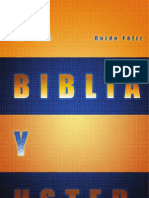 La Biblia y Usted