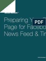 Facebook News Feed & Timeline