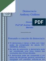 DEMOCRACIA PÓS-GRADUAÇÃO