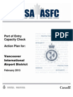 Port Capacity Check - Action Plan - Final Copy