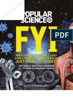 Popular Science FYI