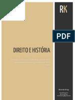 Direito e Historia