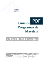Guia y Manual de Tesis Programas de Maestría Setiembre 9 2012_