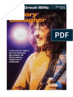 Rory Gallagher - Great Riffs