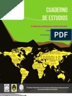 Cuaderno de Estudio 2012 - RRII - UES issuu