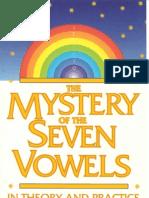 Joscelyn Godwin - Mystery of the Seven Vowels (1991)