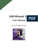 SID Wizard 1.4 UserManual