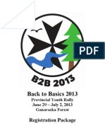 B2B Camp Registration Form - Final Fillable