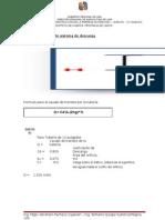 Diseño hidráulico de sistema de descarga (ultima parte del proyecto)