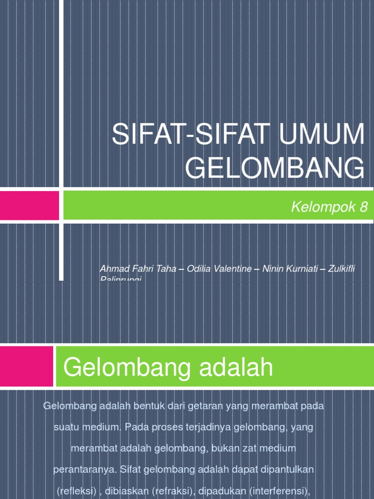 Sifat umum gelombang ccuart Image collections