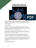 Astrologia Wicca