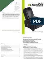 EL-200_IB Massage Chair