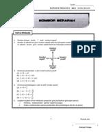 modul latihan matematik tingakatan 2 bab 1