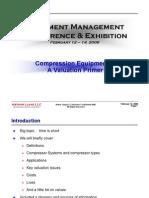 Arthur Lloyd Compressor Presentation