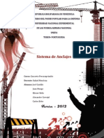 Sistema de Anclaje Rafael Mendoza