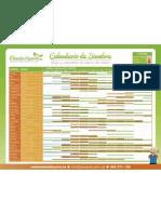 Calendario Siembra Planeta Huerto