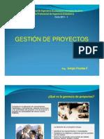Clase 8 Gestión de Proyectos