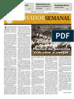 Observador semanal del 04/04/2013