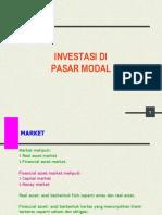 3- Investasi Dan Pasar Modal