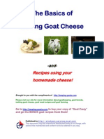 How to Make Goat Cheese Free Report