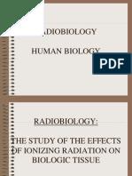 Radio Biology