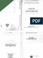 Autoría y participación_López Barja de Quiroga