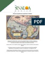 Primeras expediciones españolas en Sinaloa..docx