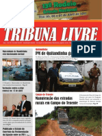 TRIBUNA LIVRE EDIÇÃO 06   05ABR_2013