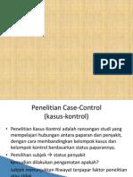 PPT Case Control I