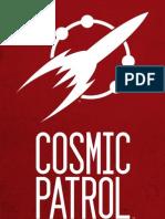 Cosmic Patrol the Kahn Protocols (Free RPG Day 2012)