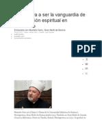 El Islam va a ser la vanguardia de la revolución espiritual en Occidente.docx