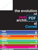 Small the Evolution of Pedagogy-Architecture at Cornell