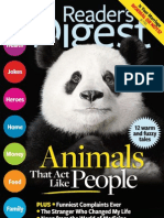 Readers Digest Us 2013 05 May