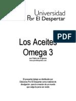 Reporte 01 Omega3