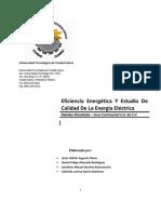 Eficiencia Energetica y Calidad de La Energia Electrica