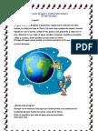 El Ciclo Del Agua y El Desarrollo Humano