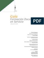Guia de Formacion Docente en Servicio