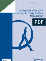 Edhec Publication the Benefits of Volatility
