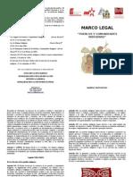 Diptico Marco Legal Pueblos Indigenas