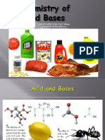 Chapt. 16 Acids and Bases (1)