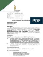 Formalizacion y Archivamiento Pec,Cohe, Trafic